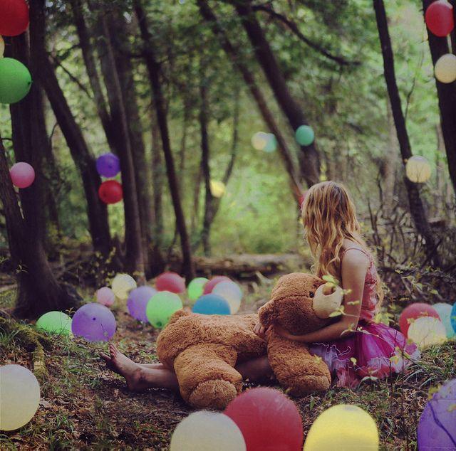 Globos, balloons